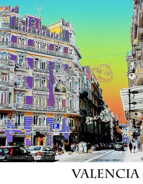 Valencia : poster
