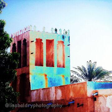Desert Life : Souq