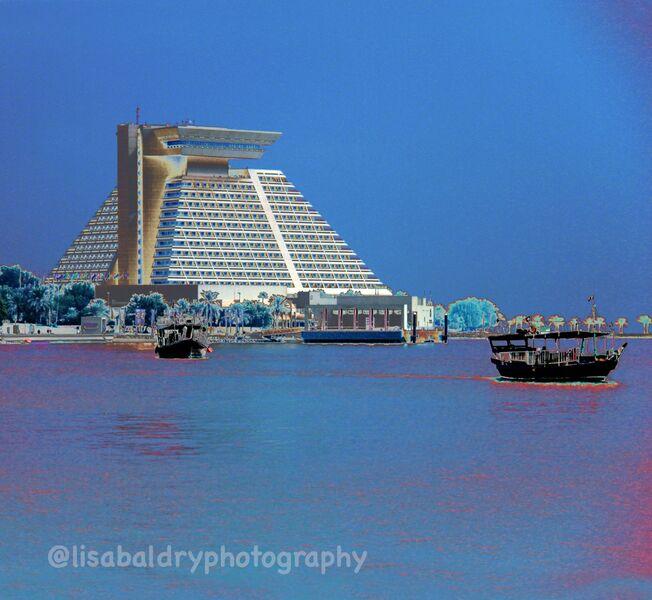 Desert Life : Doha Sheraton Hotel