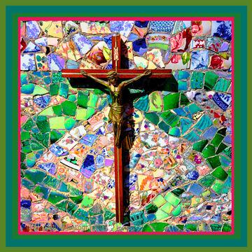 Little Chapel : Crucifix