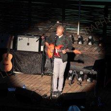 Hope@PaulCluver : Nakhane Toure (warm up artist for Suzanne Vega)