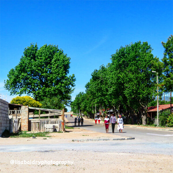 Travel : Street Life, Grabouw, South Africa