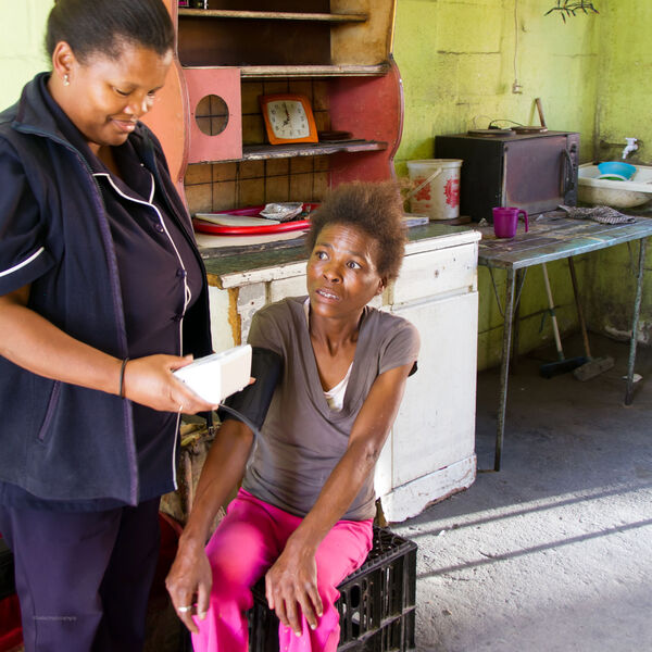 Health : ThembaCare Grabouw