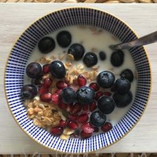 A healthy start to the day!