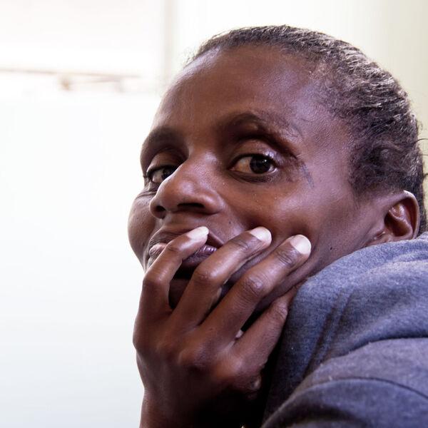 Health : Thembalitsha - Mama Themba