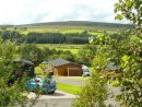 Riverview Holiday Park from near entrance looking west