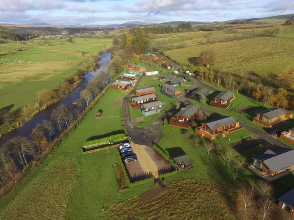 Riverview Holiday Park Lodge