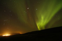 """Icelandic Light Show"""