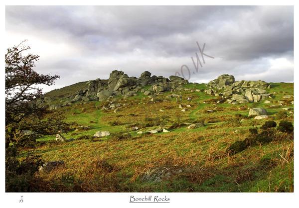"""""""Bonehill Rocks"""""""