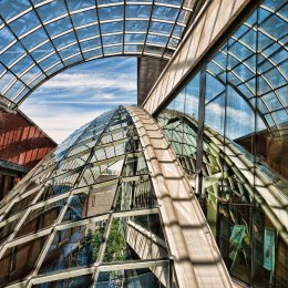 Commended - 'Cabot Circus' by Brian Braybrooke