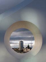 Third Place 'Bridge Eye View' by Rachel Domleo