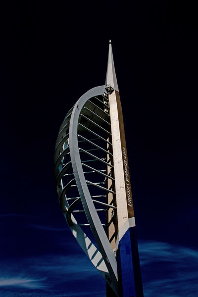 "1st ""Spinnaker Tower"" by Brian Kinsman."