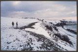 Snow on Maesknoll Tump. February 1993