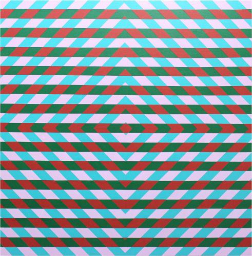 Diamond Stripe II