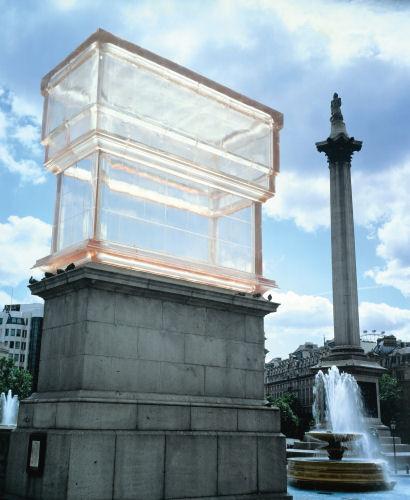 Untitled (Trafalgar Square Plinth) by Rachel Whiteread