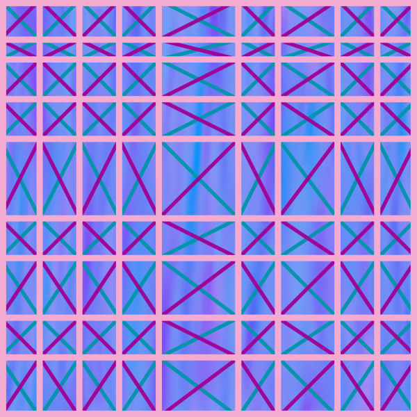 New Grid Abstraction purple