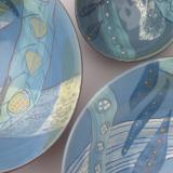 Microblue bowls