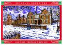 Christmas card sample design