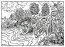 River Cray - flora and fauna