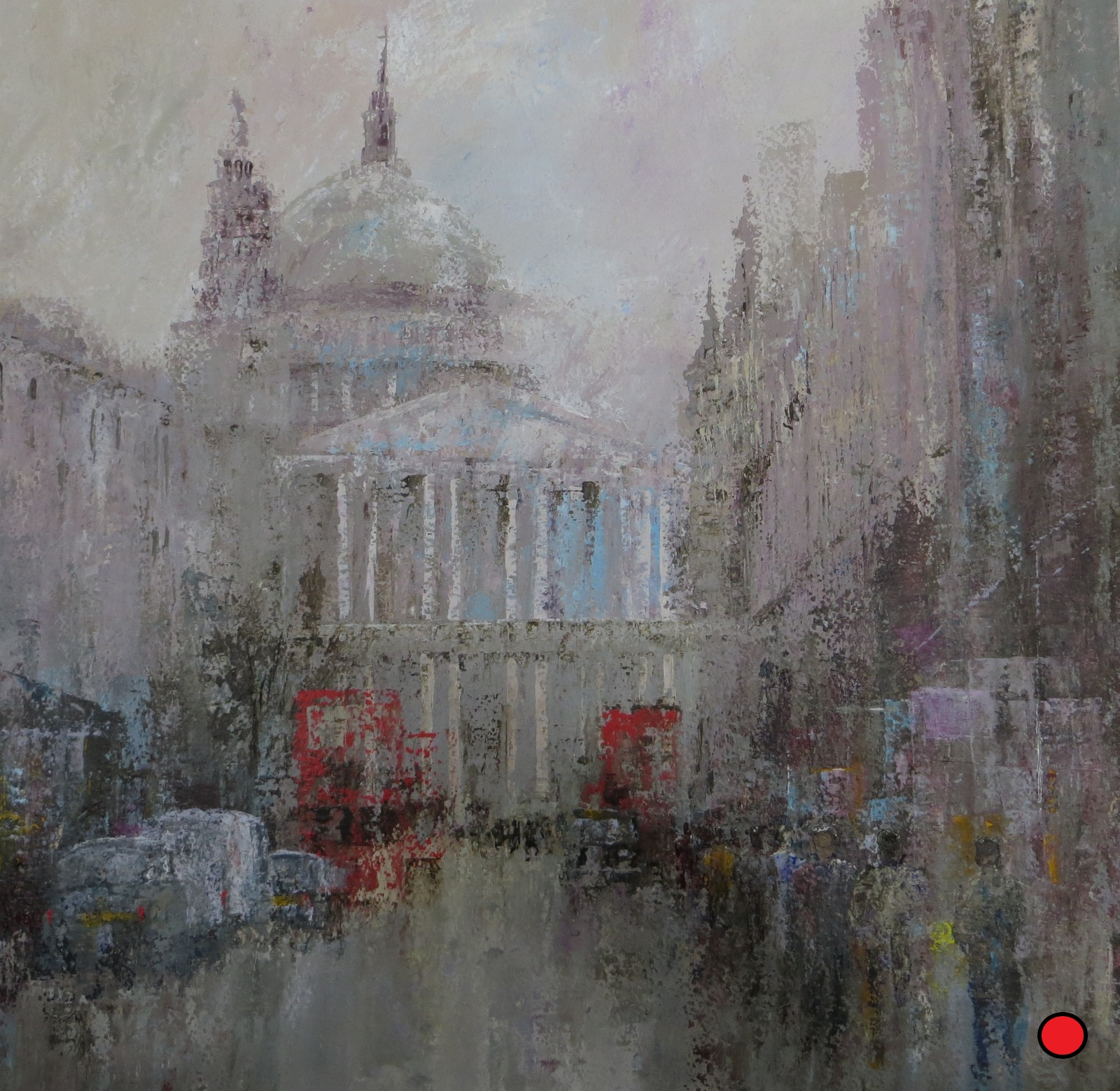 TOWARDS ST PAUL'S - LUDGATE HILL