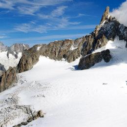 Mont Blanc Storm