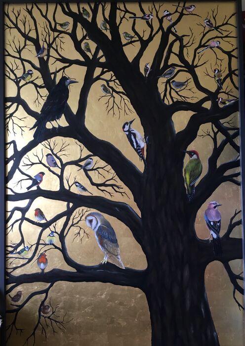 All Among The Tree Tops