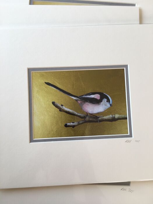 Long Tailed Tit I Limited Edition Print