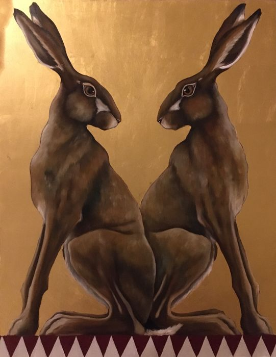 Mirror Hares