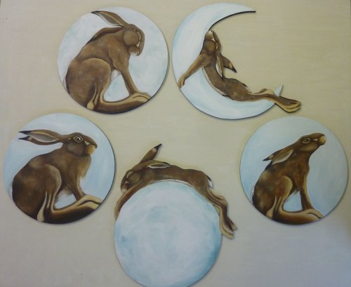 Hare on Moon Collection