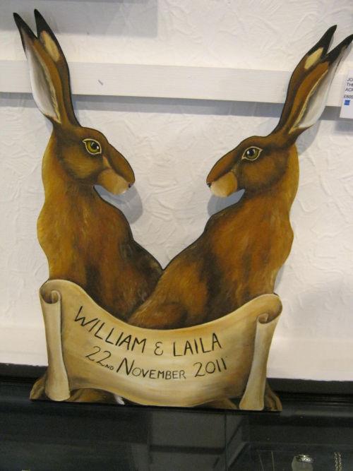 William & Laila
