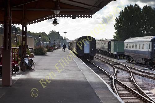 Minehead train station