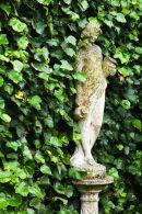 Greek style statue