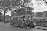 Comfort Coaches Daimler GKP 261 in Leicester