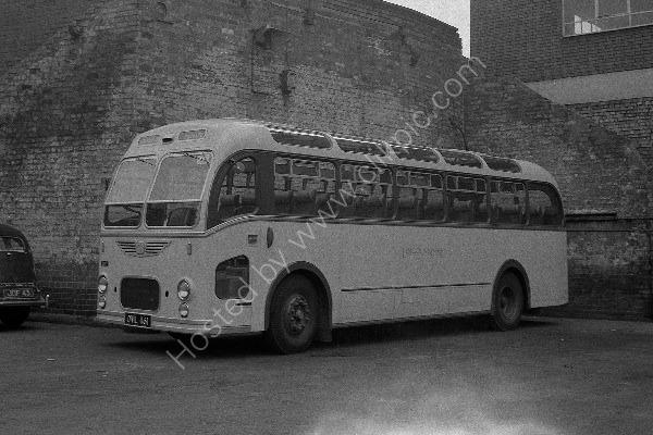 Lincolnshire Road Car Co. No 2817 - OVL 461 in Birmingham