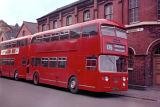Midland Red DD11 No 5273 - 5273 HA parked up in Birchall Street, Birmingham