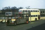 Midland Red D9s under construction. 4916 and 4920 (916 KHA & 929 KHA)
