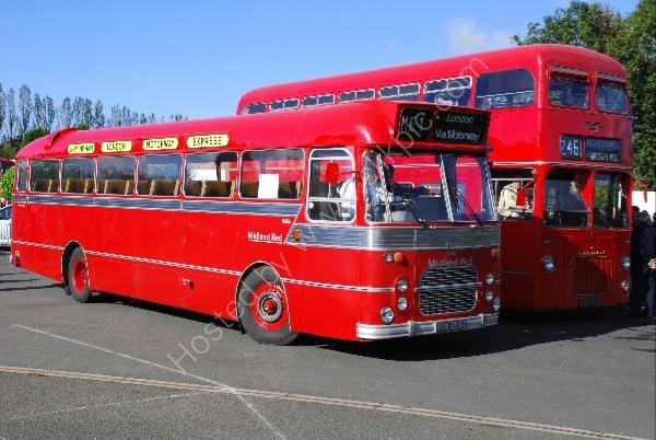 Midland Red CM6T 5656 - BHA 656C at Wythall