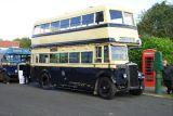 Birmingham City Transport 1937 Daimler COG5 N0 1107 - CVP 207