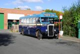 West Bromwich Corporation Daimler No 156 - FEA 156