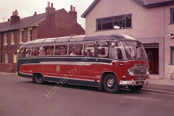 Bedford / Duple 5695 DP in Mill Lane, Readin