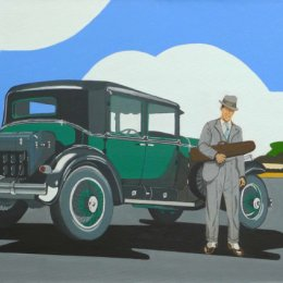 Al Capones Cadillac