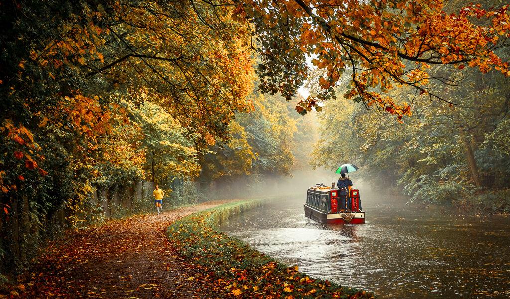 Autumn Trip Leeds Liverpool Canal