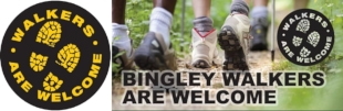 Bingley Walkers Are Welcome