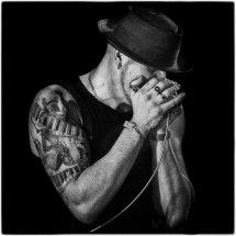 Blues tattoo