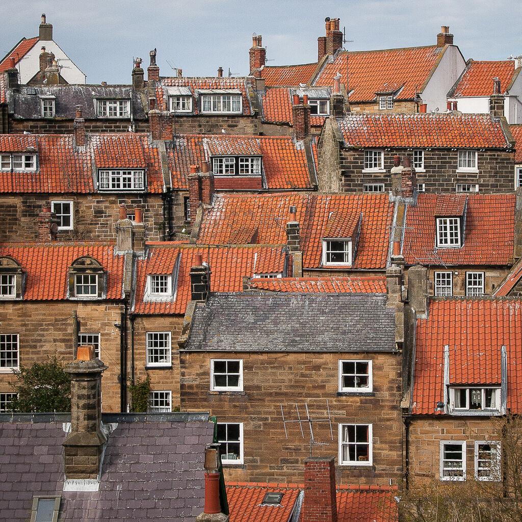 Robin Hood's Bay Rooftops