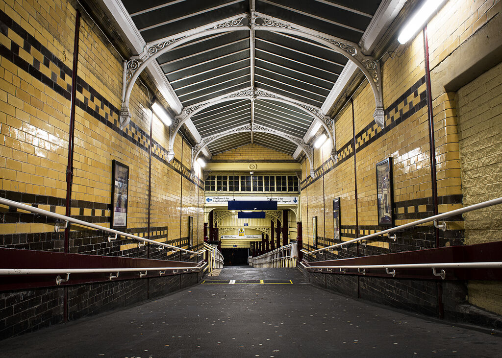 Victorian Classic - Keighley Station