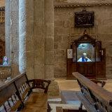 Confessional, Santiago, Spain