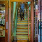 Chinatown Stairs