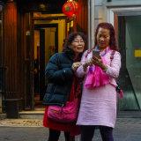 Chinatown Selfie Ladies