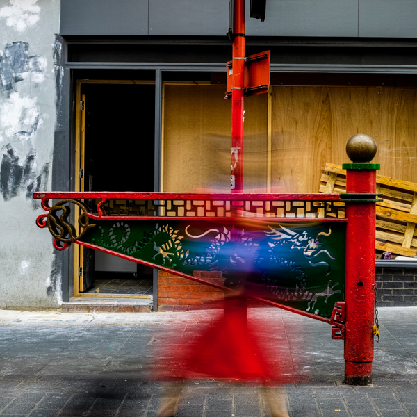 Chinatown Red Dress